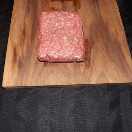Ground Beef $8.50/lb