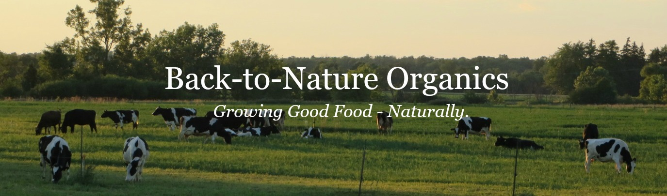 Back-To-Nature Organics