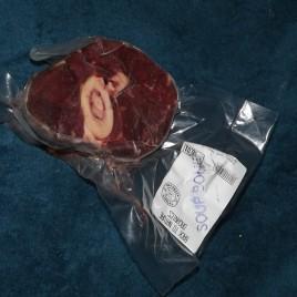 Shank Soup Bones $8.50/lb